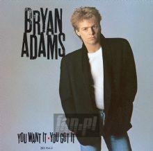 You Want It, You Got It - Bryan Adams
