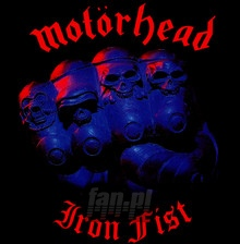 Iron Fist - Motorhead