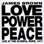Love Power Peace - Live In - James Brown