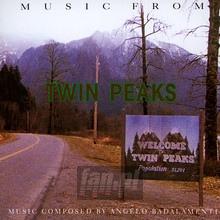 Twin Peaks  OST - Angelo Badalamenti