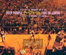 Live In Japan 1972 - Deep Purple