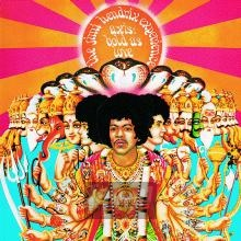 Axis: Bold As Love - Jimi Hendrix