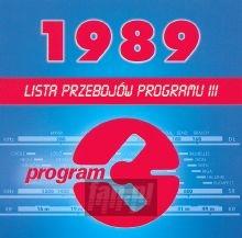 1989:Lista Przebojów Programu3 - Marek    Niedźwiecki