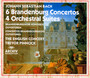 Bach: Orchestral Works - Trevor Pinnock