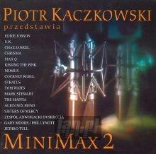 Minimax 2 - Piotr Kaczkowski   [V/A]