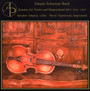 Bach: Sonatas For Violin & Harpischord - Jarosław Adamus / Marek Toporowski