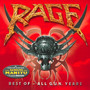Best Of Gun Years - Rage