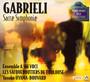 Gabrielli Sacrae Symphoniae - Accord Classique