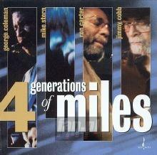 4 Generations Of Miles - Tribute to Miles Davis