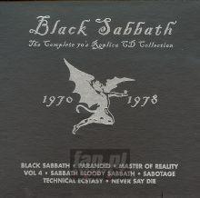 Black Box: The Complete Original Black Sabbath [1970-1978] - Black Sabbath
