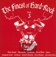 The Finest Of Hard Rock 3 - The Finest Of Hard Rock