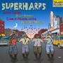 Superharps - Cotton / Branch / Mussel / Norcia