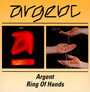 Argent/Ring Of Hands - Argent