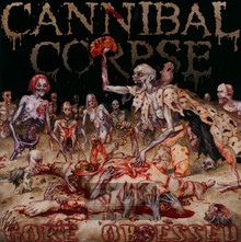 Gore Obsessed - Cannibal Corpse