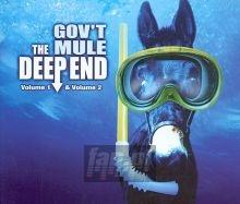 Deep End V.1 & V.2 + Hidden Treasures - Gov't Mule