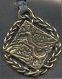 A29 Pentakl Jowisza _Amu47970_ - Amulet