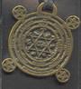 A34 Pentakl Salomona _Amu47970_ - Amulet