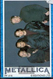 Zdjęcie Zespołu - Metallica