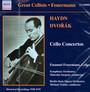 Dvorak: Cello Concertos - Naxos Historical