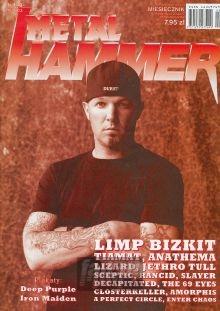 2003:11 [Durst: Limp Bizkit] - Czasopismo Metal Hammer
