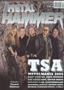 2004:02 [TSA] - Czasopismo Metal Hammer
