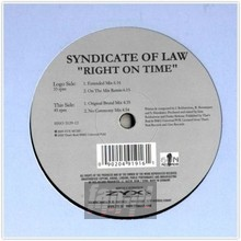 Right On Time - Syndicate Of Law