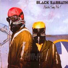 Never Say Die! - Black Sabbath