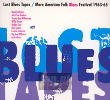 Lost Blues Tapes/More Am. - V/A