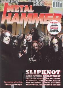 2004:06 [Slipknot] - Czasopismo Metal Hammer
