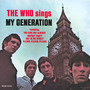 Sings My Generation - The Who