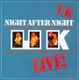 Night After Night -Live - U.K.