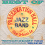 Best Of - Preservation Hall Jazz Band