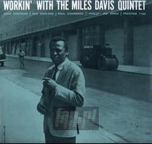 Workin' With The Miles Davis Quintet - Miles Davis