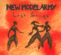 Lost Songs - New Model Army
