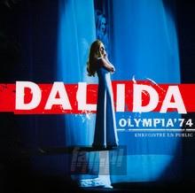 Olympia 74 - Dalida