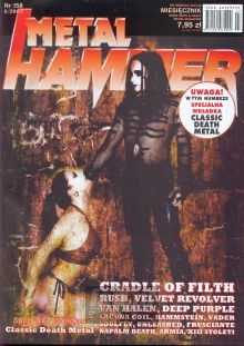 2004:08 [Cradle Of Filth] - Czasopismo Metal Hammer