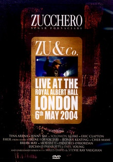 Zu & Co-Live At The Royal Albert Hall - Zucchero