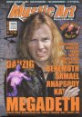 2004:26/1 [Megadeath] - Czasopismo Mystic Art