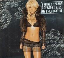 My Prerogative: Greatest Hits - Britney Spears