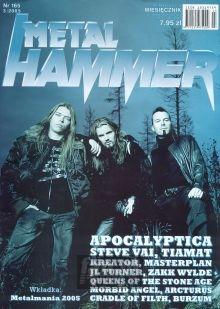 2005:03 [Apocalyptica] - Czasopismo Metal Hammer