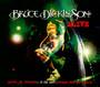 Alive In Studio A / Scream For Me Brasil - Bruce  Dickinson
