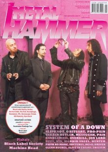 2005:05 [System Of A Down] - Czasopismo Metal Hammer