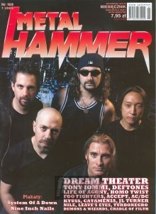 2005:07 [Dream Theatre] - Czasopismo Metal Hammer