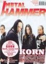 2005:08 [Korn] - Czasopismo Metal Hammer