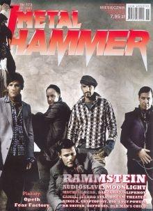 2005:11 [Rammstein] - Czasopismo Metal Hammer