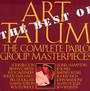 Best Of Pablo Group Maste - Art Tatum