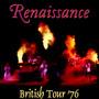 British Tour '76 - Renaissance