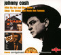 With His Hot & Blue Guitar - Johnny Cash