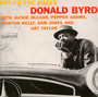 Off To The Races - Donald Byrd