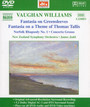 Orchestral Favor. - R Vaughan Williams .